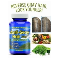 Anti Gray Hair reverse White hair rambut putih