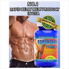 BUY 2 FREE 1 Rapid belly melt Forskolin 20% Weight Loss Slimming Pills