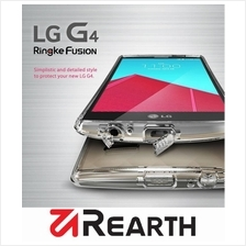 [Clearance] Rearth Enhanced Ringke Fusion Case for LG G4 (Leather)