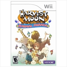 Harvest Moon: Animal Parade Magical Melody - Nintendo Wii