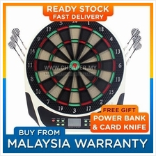 Electronic Dart Board DartBoard Set 18' Darts 159 Games 16 Players