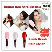 Beautiful / Beauty Star Electric Hair Straighten Straight Hair Comb