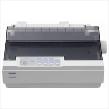 EPSON DOTMATRIX PRINTER LQ-310 LQ-300k+  Free 2 Ribbon + Free USB Cabl