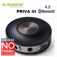 AVANTREE PRIVA III Multipoint aptX Bluetooth Transmitter Low Latency