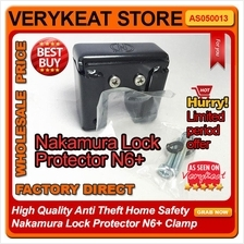 High Quality Anti Theft Home Safety Nakamura Lock Protector N6+ Clamp