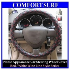 Noble Appearance Anti Slip Car Steering Wheel Cover Protective Case