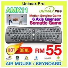Air Mouse - AMK11 Wireless Keyboard CS918 MI TV Box TVBox Android