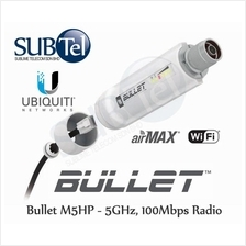 Ubiquiti Bullet M5 HP 5GHz Outdoor WiFi Radio UBNT Malaysia