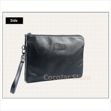 Men High Quality PU Leather Clutch Bag Wallet