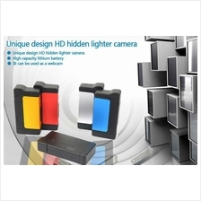 HD Lighter Camera Lighter Covert Camera With Recording (Black)
