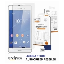Orzly Premium Tempered Glass 0.24mm For Sony Xperia Z3 / xperia z3