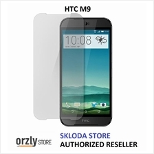Orzly Premium Tempered Glass 0.24mm for HTC M9 / htc m9