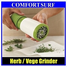 Herb / Vege / Mushroom Grinder Minces Quickly and Smoothly