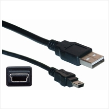 2M Long USB Mini-B to USB type A 5-Pin