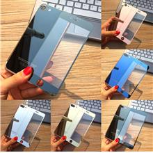 Iphone 4S 5S 6S 6S+ 7 7+ Full Mirror Tempered Glass Screen Protector