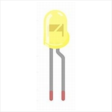 Electronic Component - LED 3MM (YELLOW)*