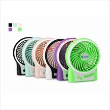 Latest Design**Lileng 831 USB Rechargeable MulFunction FAN