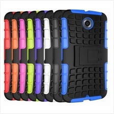 LG NEXUS 5X 6 Standable Hard Tough Armor Shell Case Cover with Stand
