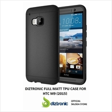 [Ori] Diztronic Full Matt TPU Case for HTC One M9 / HTC M9 / htc m9