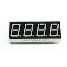 Electronic Component -4 Digits Segment LED 0.5 Inch (common cathode) *