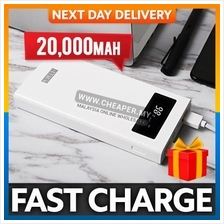18W DUAL FAST CHARGE QC3.0 MTK 12V1.5A Besiter 9V2A Powerbank 20000mah