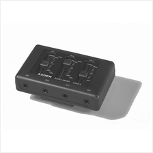 AZDEN CAM-3 Miniature 3 channel microphone mixer