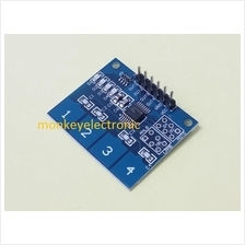 4-channel capacitive touch switch TTP224 for Arduino