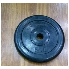 Xtrack UK 5kg Rubber Weight (BESI) RM80