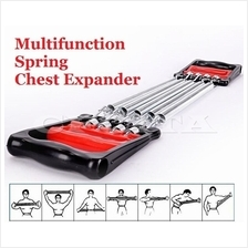 Multifunction Spring Chest Pull Expander Hand Arm Muscle Gym Equipment