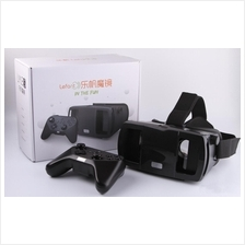 Lefant Virtual Reality VR 3D Glass Bluetooth Gamepad PSP Game Android