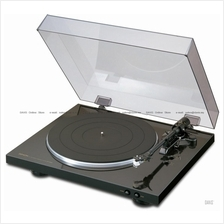 DENON DP-300F Black Fully Automatic Turntable Built-in Phono *Demo set
