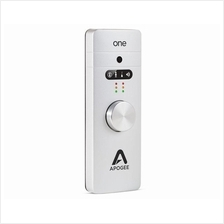 APOGEE One for MAC -  2 IN x 2 OUT USB Audio Interface / Microphone