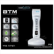 BTM P18 Professional Cordless Hair Clipper
