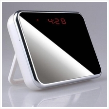 MOTION DETECTION CLOCK CAMERA DVR
