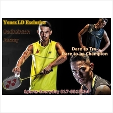 YN LD Exclusive Badminton Shirt Baju Jersey (Japan) badminton