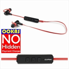 CLIPTEC Wireless Bluetooth 4.0 Mobile Stereo Sports Headset PBH312