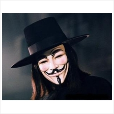 Anonymous Mask fawkes mask