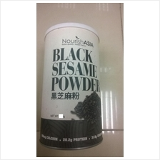 Black Sesame Super Organic Powder 1kg (USA FORMULA) Total Health