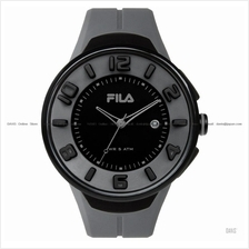 FILA 38-030-005 FILAcasual FCA010 (M) 3-hands Date PU Strap Grey
