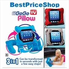 3 in 1 Multifunction Travel Pillow Ipad Holder Case Nect Support