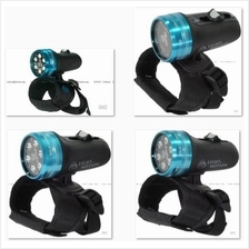LIGHT & MOTION Sola Dive 500 - 800 - 1200 -2000 - Rechargeable Light