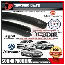 YAMUJIN DIY Sound Insulation Rubber Strip - VOLKSWAGEN POLO/GOLF/JETTA