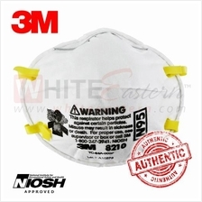 3M 8210 N95 Anti Haze Particulate Respirator Mask