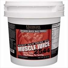Ultimate Muscle Juice Mass Gainer Protein 10lbs (susu gym+AMINO)