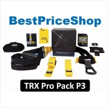 TRX Pro P3 Suspension Training Kit Resistance Workout Muscle Door Gym