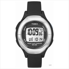 TIMEX T5K483 (U) Health Touch Heart Rate Monitor HRM resin strap black