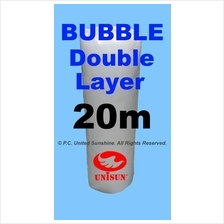 Grade A DOUBLE Layer BUBBLE WRAP 1m x 20m PROMO Plastic Packaging