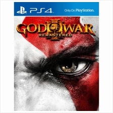 God Of War 3 Remastered (PS4)