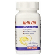 Labrada Krill Oil 60caps (EPA+DHA+OMEGA)(NO MERCURY)(Improve Immune