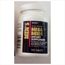 GNC Women Ultra Mega Multi Vitamin 180Tab Women Ultimate Health energy